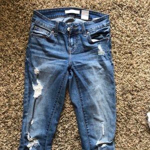 Eunica skinny jeans